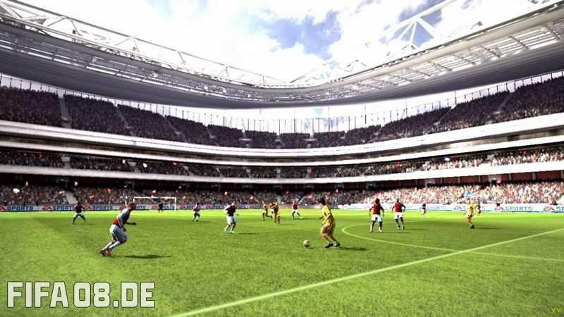 FIFA 08 [Лицензия от SOFT CLUB ПОЛНАЯ!!!!!]